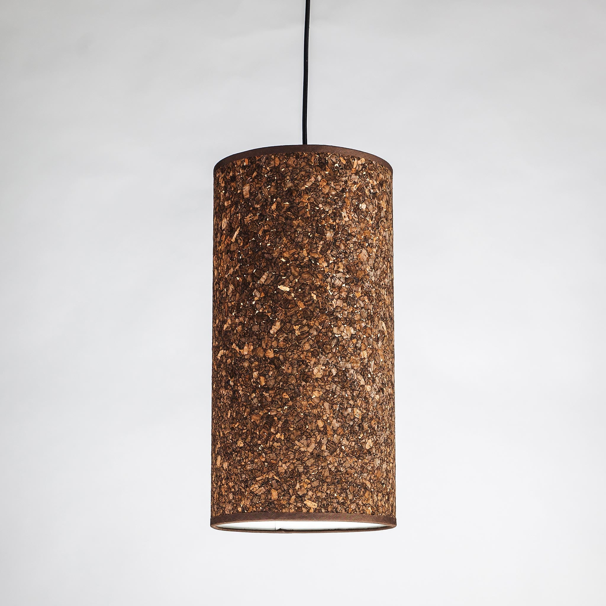 Cork smoke lamp shade small by innermost funky lamp shades cork smoke lamp shade small aloadofball Choice Image