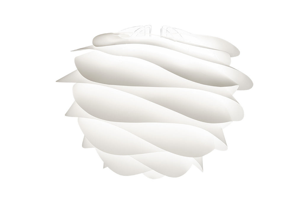 Carmina Medium White Lamp Shade