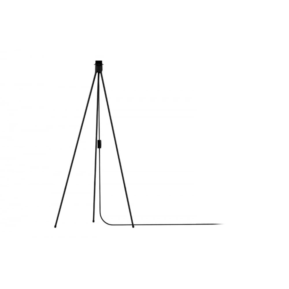 Black Floor lamp stand by Umage