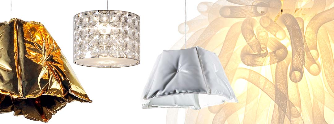 Funky Lamp Shades • Distinctive and Fun Designer Lights and Shades:,Lighting