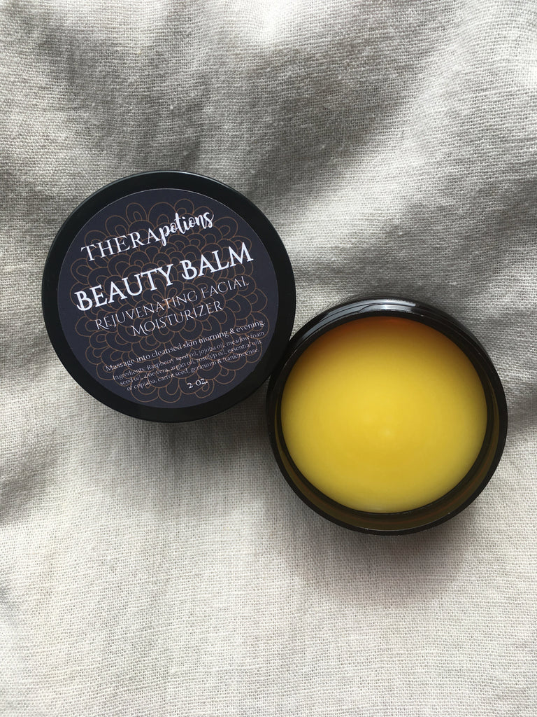 Beauty Balm - Rejuvenating Facial Moisturizer