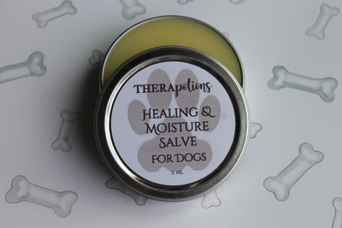 Healing and Moisture Salve for Dogs