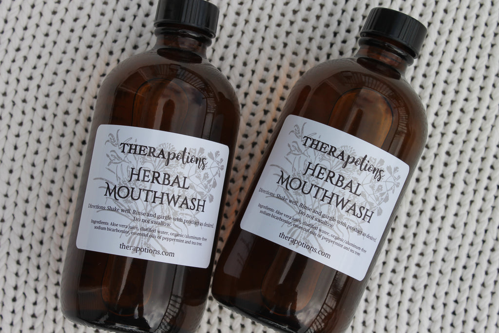 Herbal Mouthwash