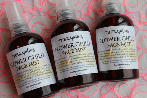 Flower Child Face Mist