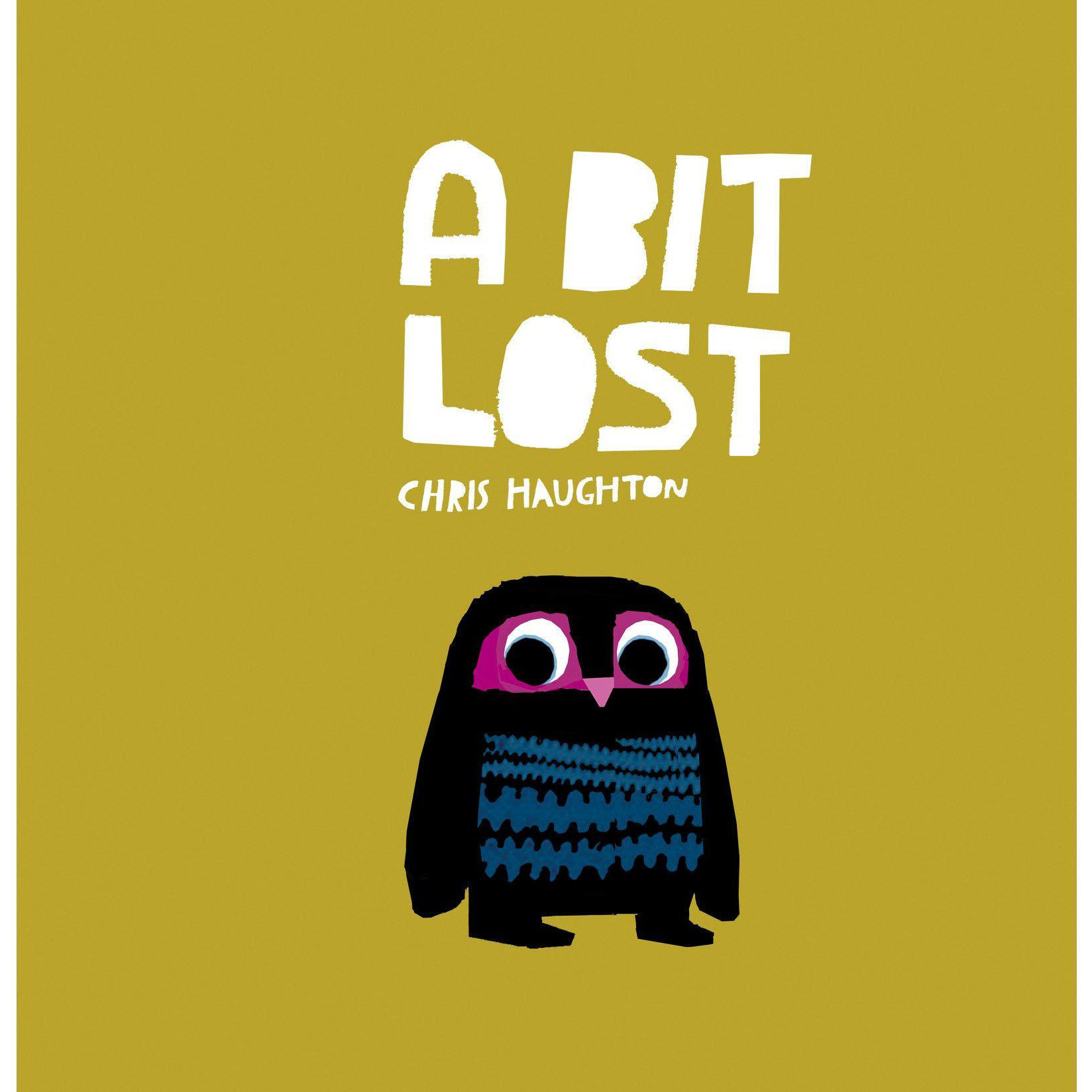 A Bit Lost - Chris Haughton - Arnolfini Bookshop