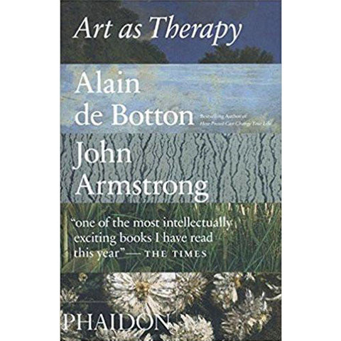 Art As Therapy - Alain de Botton - Arnolfini Bookshop