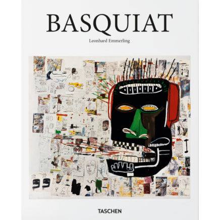 Basquiat (Basic Art Series) - Arnolfini Bookshop