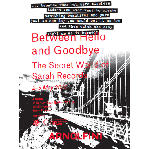 Between Hello & Goodbye: The Secret World of Sarah Records Zine