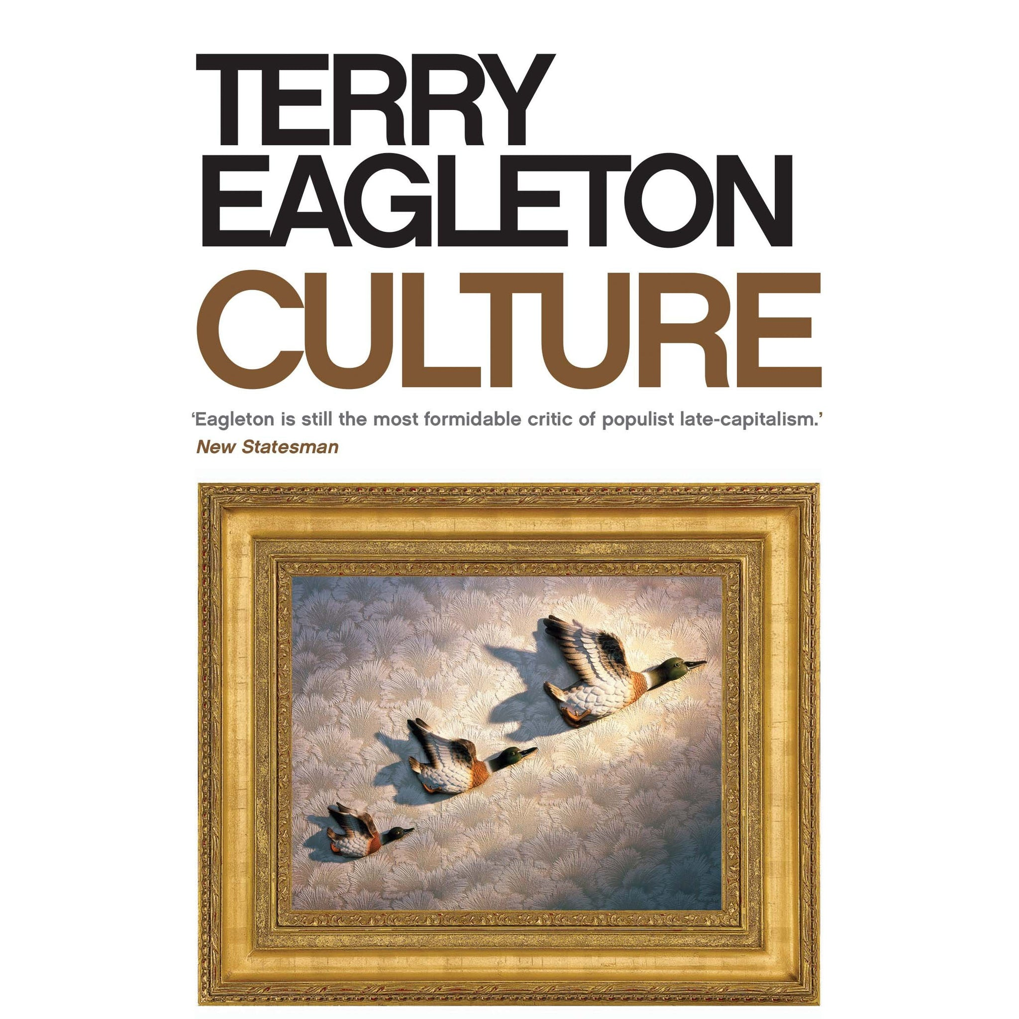 Culture - Terry Eagleton-Arnolfini Bookshop