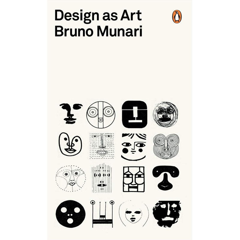 Design as Art - Bruno Munari - Arnolfini Bookshop