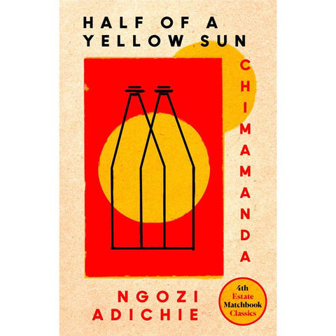 Half of the Yellow Sun (Matchbook Edition) - Chimamanda Ngozi Adichie - Arnolfini Bookshop