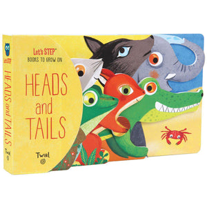 Heads and Tails - Arnolfini Bookshop