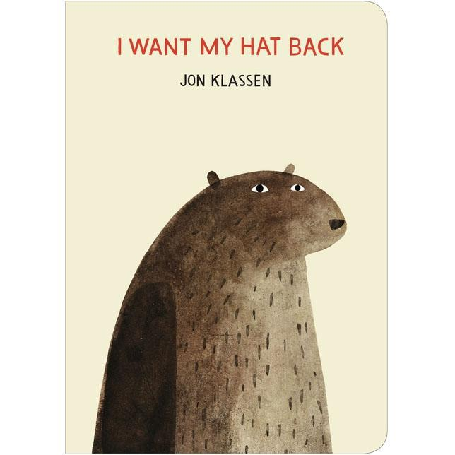 I Want My Hat Back (Board Book) - Jon Klassen - Arnolfini Bookshop