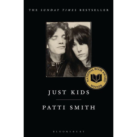 Just Kids - Patti Smith-Arnolfini Bookshop
