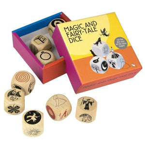 Magic & Fairy-Tale Dice - Arnolfini Bookshop