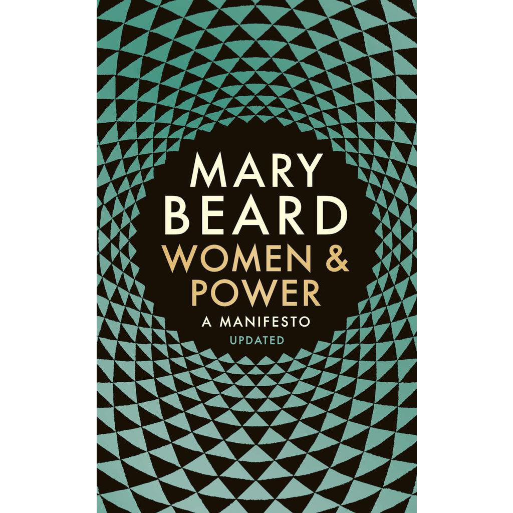 Women & Power - Mary Beard-Arnolfini Bookshop