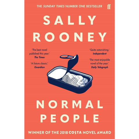 Normal People - Sally Rooney - Arnolfini Bookshop