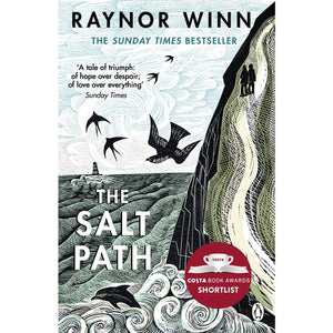 The Salt Path - Raynor Winn-Arnolfini Bookshop