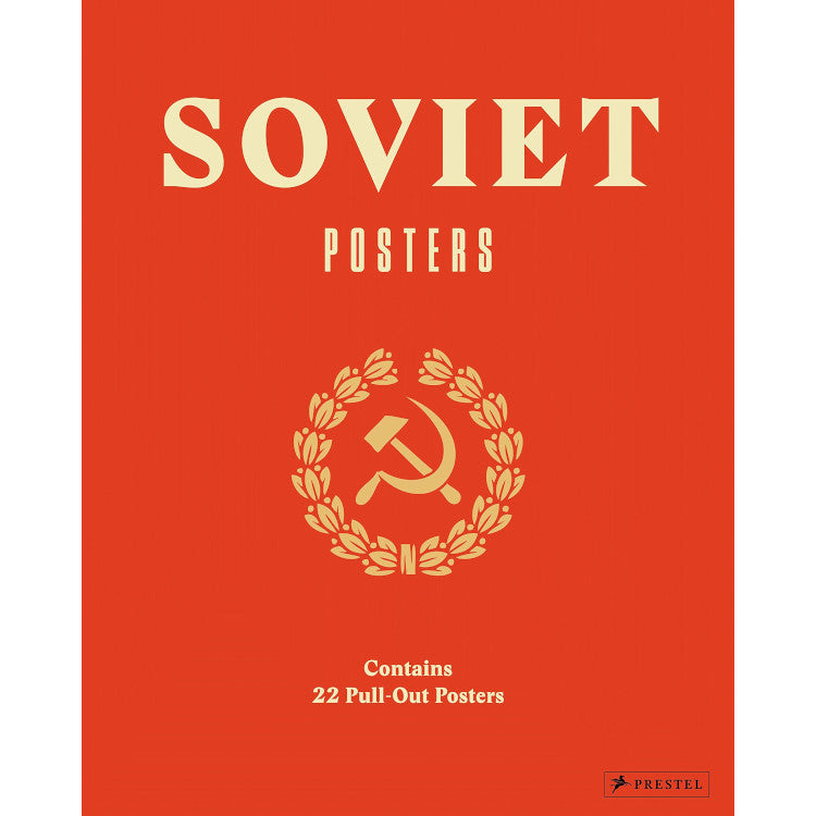 Soviet Posters (Pull Out Edition) - Maria LaFont - Arnolfini Bookshop