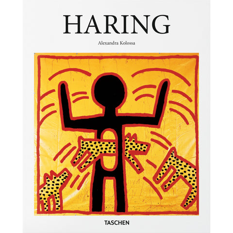 Haring (Basic Art Series) - Arnolfini Bookshop
