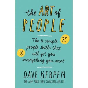 The Art of People - Dave Kerpen-Arnolfini Bookshop