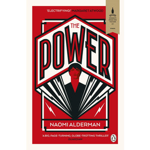 The Power - Naomi Alderman - Arnolfini Bookshop