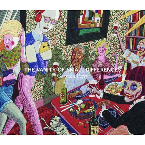 Grayson Perry: The Vanity of Small Differences - Arnolfini Bookshop