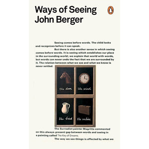 Ways of Seeing - John Berger - Arnolfini Bookshop