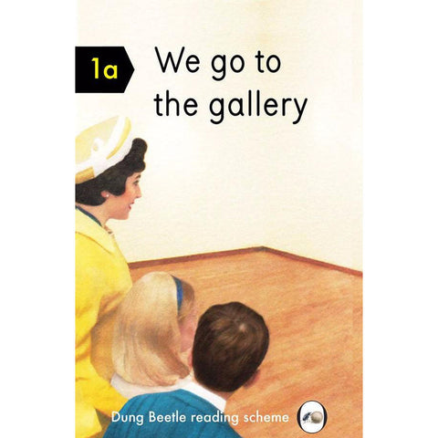 We go to the Gallery - Miriam Elia - Arnolfini Bookshop