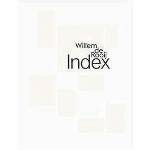 Willem de Rooij: Index - Arnolfini Bookshop