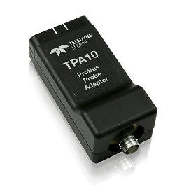 TPA10-QUADPAK - Set of 4 TPA10 TekProbe to ProBus Probe Adapters. Includes soft carrying case.