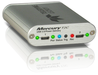 USB-TMS2-M02-X - Mercury T2C Standard USB Analyzer
