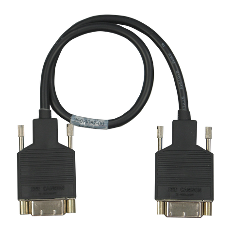 AC031XXA‐X - Cable, MicroD25-to-MicroD25