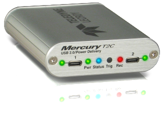 USB-TMA2-M02-X - Mercury T2C Advanced USB Analyzer