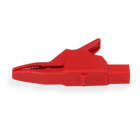PK1-5MM-133 - Safety alligator clip red