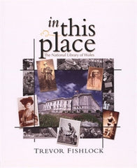In this place: The National Library of Wales (Paperback/ Clawr Meddal)