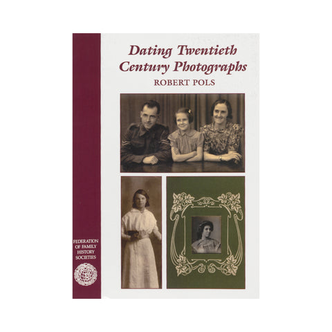 Dating Twentieth Century Photographs
