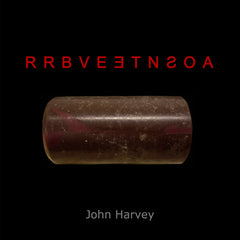 RRBVEƎTNƧOA - CD John Harvey