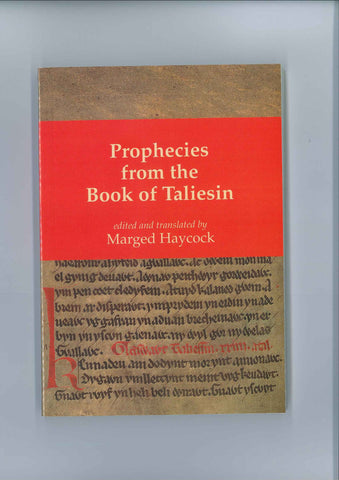 Prophecies from the Book of Taliesin