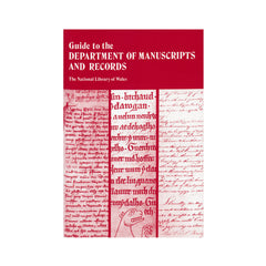 Guide to the Department of Manuscripts and Records