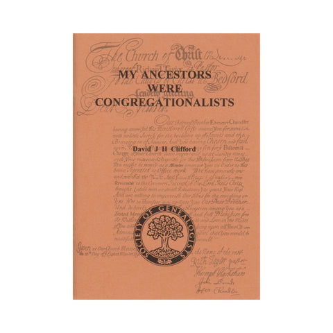 My Ancestors were Congregationalists