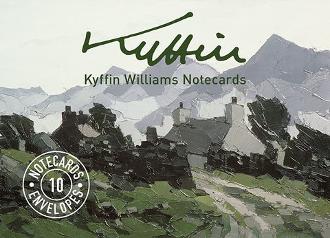 Kyffin Williams Notecards|Cardiau Cyfarch Kyffin Williams