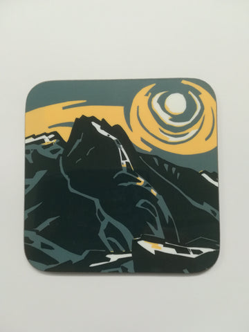 Eryri - Sir Kyffin Williams Coaster