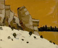 Lle Cul - Sir Kyffin Williams Print|Lle Cul - Print Syr Kyffin Williams