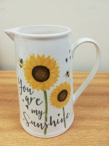 'You are my Sunshine' jug
