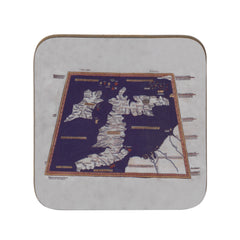 Cynefin Coaster - Prima Europe tabula|Mat Diod Cynefin - Prima Europe tabula