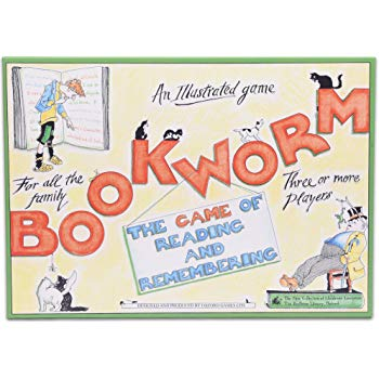 Bookworm - Board Game