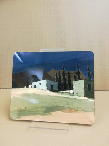 Buildings - Sir Kyffin Williams Place Mat