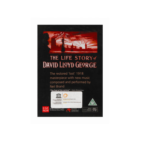 The Life Story of David Lloyd George|'The Life Story of David Lloyd George'