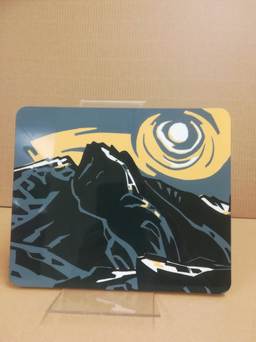 Eryri - Sir Kyffin Williams Place Mat|Eryri - Mat Bwrdd Syr Kyffin Williams